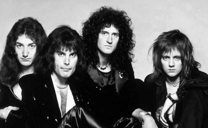 Queen och deras Bohemian Rhapsody Image