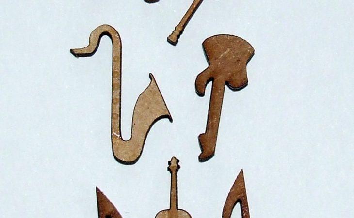 Att lära sig spela ett instrument Image
